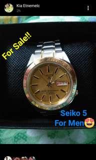 Seiko 5 Collection