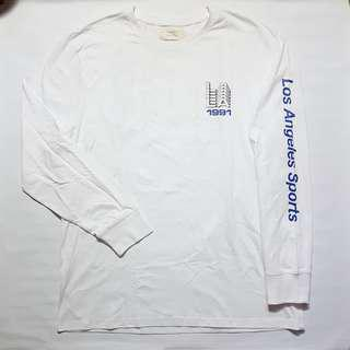 BN CO LA 1991 long sleeve top