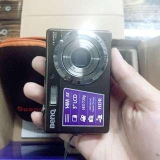 BenQ數位相機