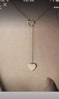 FREE Heart Necklace (Read Description)