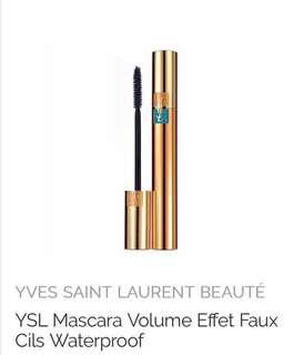 YSL Mascara Volume Effet Faux Cils (Waterproof)