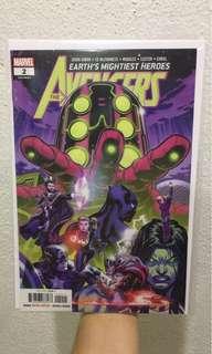 Marvel Avengers #2 2018