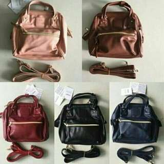 ANELLO SLING BAG (LEATHER)