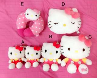 Hello Kitty Toy Doll Collection