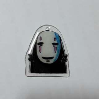 ( 手作商品 )   無臉男 鑰匙圈