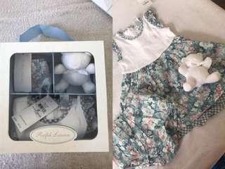 🚚 rl 9m女寶寶禮盒