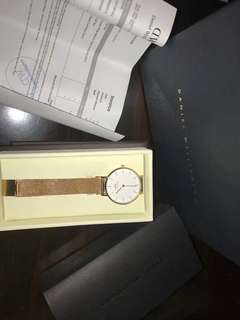 Daniel Wellington手錶