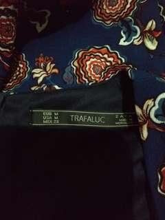 New !! Zara made in Morocco mini dress
