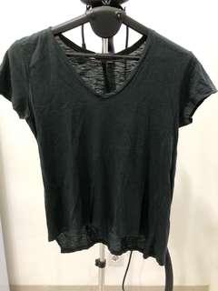 Zara TShirt Organic Cotton