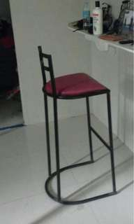 Lonely barstool