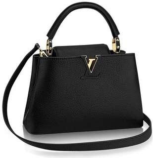Louis Vuitton Capuccines MM bag