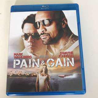 Pain & Gain (Blu Ray)