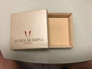 Antica Murrina Venezia jewelry box