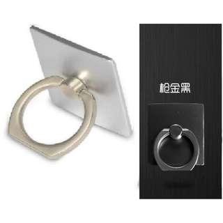 手機背指環 (磨沙黑色)