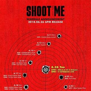 [Preorder] DAY6 3rd mini album [Shoot Me]