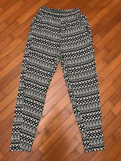 H&M Women Pants Sz XS