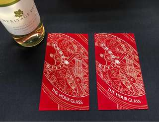 Red Packets (The Hour Glass)