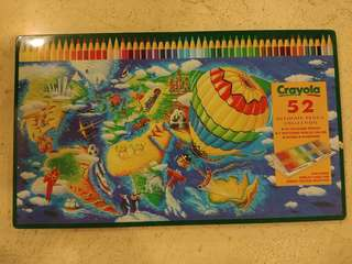 Crayola 52 ultimate pencil collection