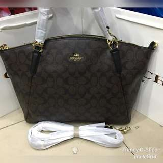 WOMEN'S COACH SHOULDERBAG CAN BE SLiNGBAG (AUTHENTiC QUALiTY)