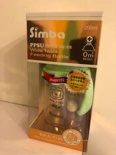 Simba Wide Neck Bottle 200ml