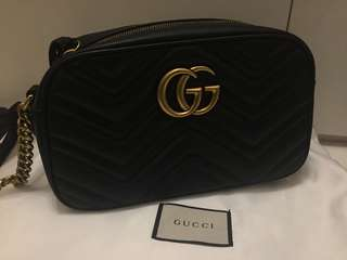 Gucci GG Marmont small size 24cm