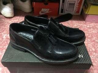 Salvatore Mann Black Shoes