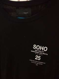Soho District Among Equals long sleeves