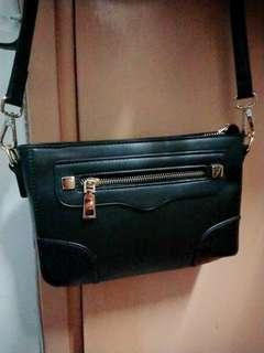 韓國全新小方包手袋多格又好裝