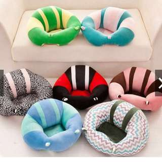 🔥HOT DEAL🔥Baby Learning Soft Cushion Seat Support Nursing Pillow Dining Chair Baby Sofa