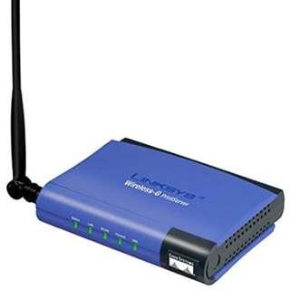Wireless-G PrintServer for USB 2.0