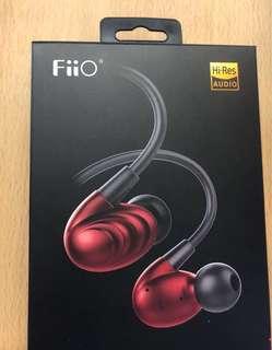 FiiO 飛傲 F9 入耳式耳機[原價998]