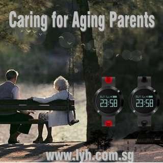 Blood Pressure Smart Watch
