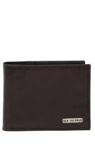 PERFECT GIFT FOR FATHER's DAY - BRAND NEW BEN SHERMAN Wallet