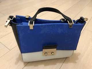 Kate Spade 藍色手袋