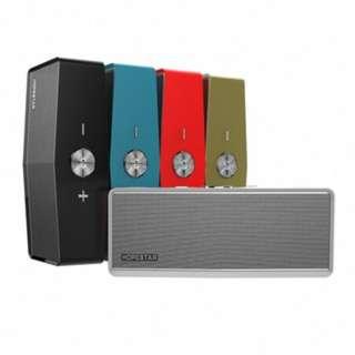 (578)Bluetooth4.2 Wireless Speaker FM Transmitter Power Bank