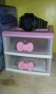 (SOLD)Hello Kitty Jewelry Holder