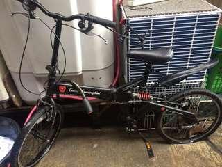 Tonino Lamborghini Folding Bike