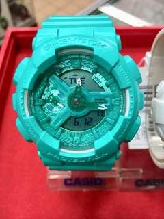 Casio G-Shock (Sea Green)