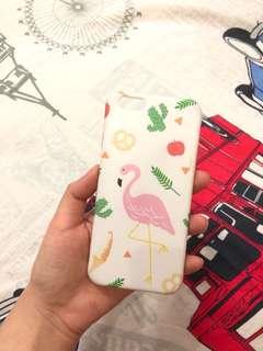 Iphone 6 Flamingo Case