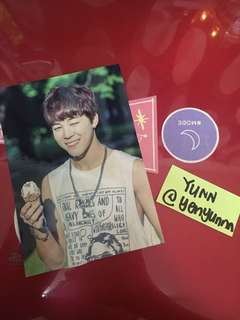 WTS JIMIN 2ND MUSTER LIVEPHOTO