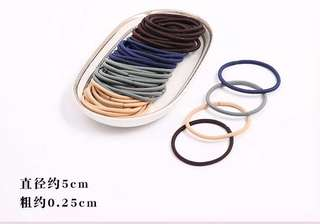 Rubber bands for adult / ladies or children *Buy 10 free 10