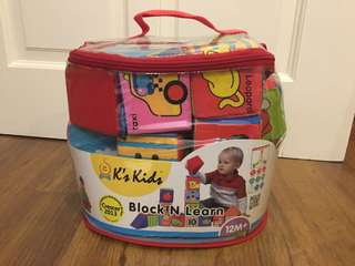 K's kids block