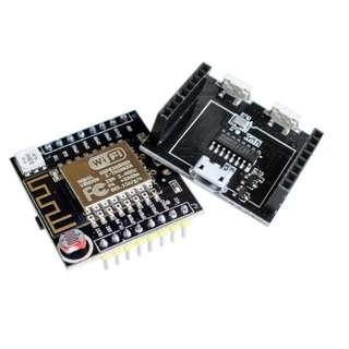 ESP8266 Serial WIFI Witty Cloud Development Board ESP-12F Module MINI Nodemcu Wifi Module for IOT Smart Home