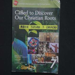 Called to Discover Our Christian Roots K-12 Grade 7