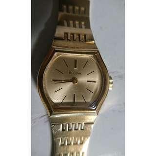 古董瑞士寶路華 (Bulova) 女裝上鍊錶
