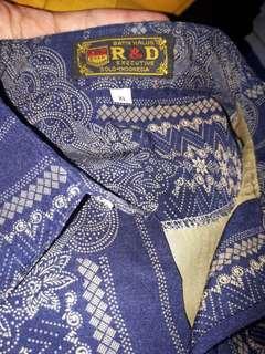Batik kemeja