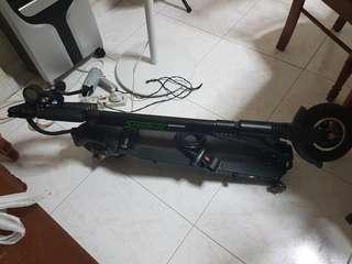 E scooter 21ah 3.6v speedelec mini rider
