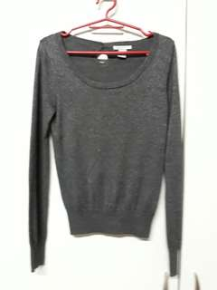 H & M Glittered pullover