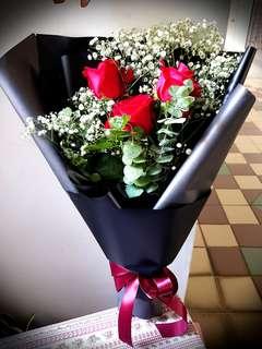 Super Roses Bouquet