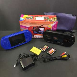 PXP3 16 Bit Video Game Console
